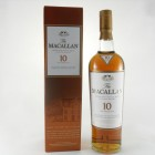 Macallan Ten Years Old