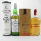 Jura 10 Year & Laphroaig 10 Year Old