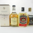 Dalwhinnie 15,Dufftown-Glenlivet & Something Special