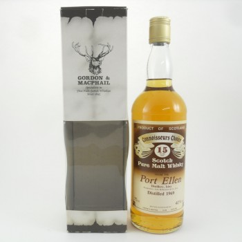 Port Ellen 1969 CC 15 Year Old 75cl