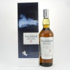 Talisker 25 Year Old 2014 Release