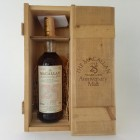 Macallan over 25 year old Anniversary Malt 1964