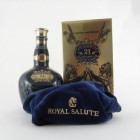 Royal Salute 21 year old Sapphire Flagon
