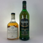Dalwhinnie 15 Year Old & Glenfiddich 12 Year Old