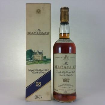 Macallan 18 1967 75cl