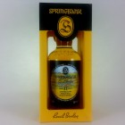 Springbank  11 Year Old Local Barley Bottle 1