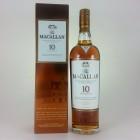 Macallan 10 Year Old Bottle 1