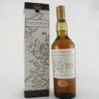 Talisker 10 Year Old Map Box