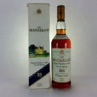Macallan 18 Year Old 1973