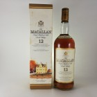 Macallan 12 Year Old  1Ltr..