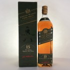 Johnnie Walker 15 Year Old Pure Malt 1 Ltr.
