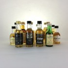 Assorted Minis x 16  Including Glen Mhor & Balblair 5cl