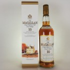 Macallan 10 Year Old Style