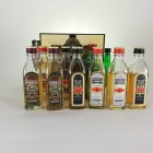 Assorted Minis Irish Whiskey 16 x 5cl including Bushmills