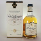 Dalwhinnie 15 Year Old Bottle 1
