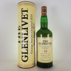 Glenlivet 12 Year Old 1Ltr Bottle 2