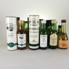 Assorted Minis 15 x 5cl  Including Talisker & Laphroaig