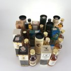 Minis Assortment 15 x 5cl including Glen Albyn & Dallas Dhu