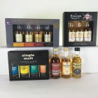 Assorted Minis 14 x 5cl  Including Singleton & Talisker