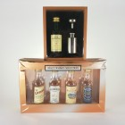 Assorted Minis 5 x 5cl  Including Littlemill & Inchmurrin 5 x 5cl