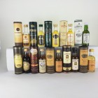Mini Assortment 10 x 5cl  Including Benromach & Edradour