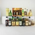 Mini Assortment Blends 26 x 5cl including Bells & Black Bottle
