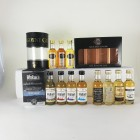 Assorted Minis 11 x 5cl  Including Arran & Benriach