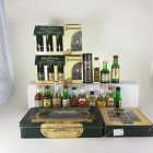 Irish Whiskey Assorted Minis 28 x 5cl including Bushmills