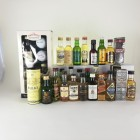 Mini Assortment Blends 25 x 5cl including Famous Grouse