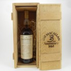 Macallan Over  25 year Anniversary Malt 1964
