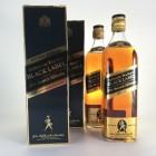 Johnnie Walker  Black Label 75cl x 2