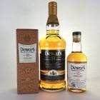 Dewar's 12 Year Old 75cl & 20cl
