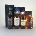 Glengoyne,Talisker, Jura & Balmoral(Royal Lochnagar) 4 x 20cl