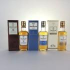 Macallan 12 Year Sherry Oak, Fine Oak & Gold Minis 3 x 5cl.