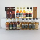 Assorted Minis Including Glendronach & Glenglassey 14 x 5cl