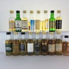 Assorted Minis Including Raasay 17 x 5cl
