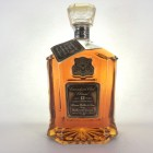Canadian Club 12 Year Old Decanter 1Ltr.