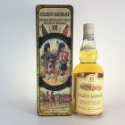 Glen Moray 12 Year Old Highland Regiments The Black Watch 75cl