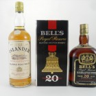 Bells Royal Reserve & Bells Islander 75cl