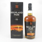 Highland Park 12 Year Old , Old Style 1Ltr