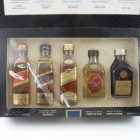 Johnnie Walker Special Collection Minis 5 x 5cl