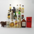 Miniature Assortment  x 16 Bottles