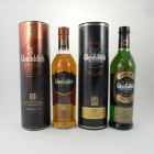 Glenfiddich 12 Year & 15 Year Old
