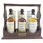 Balvenie Founders Reserve 10 Year Old,Doublewood 12 Year Old & Single Barrel 15 Year old in Tantalus