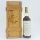Macallan over 25 year old Anniversary Malt 1957