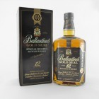 Ballantines 12 Year Gold Seal