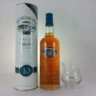 Bowmore 10 Year Old 75 cl with Glass