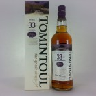 Tomintoul 33 Year Old Bottle 1