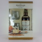 Macallan 07 Year Old Giovinetti & Figli Import Gift Set