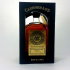 Glen Grant-Glenlivet 31 Year Old  Cadenhead's 1984 Bottle 2
